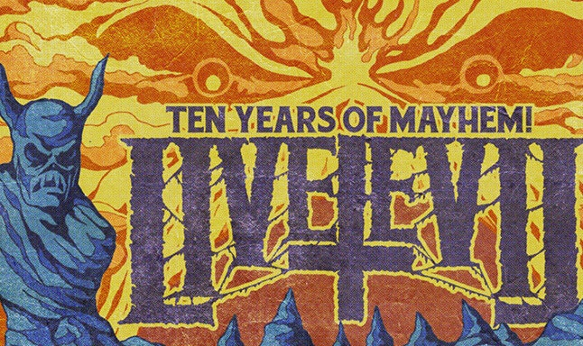 Live Evil – Two-Day Ticket (Sat & Sun)