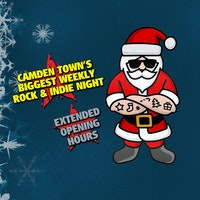 CAMDEN ROCKS CLUB XMAS BASH