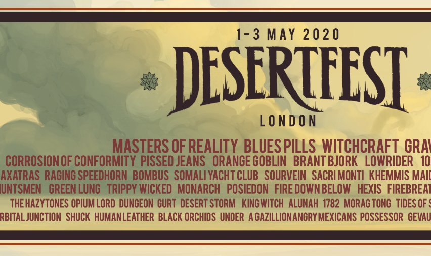 DESERTFEST 2020 (SUNDAY)