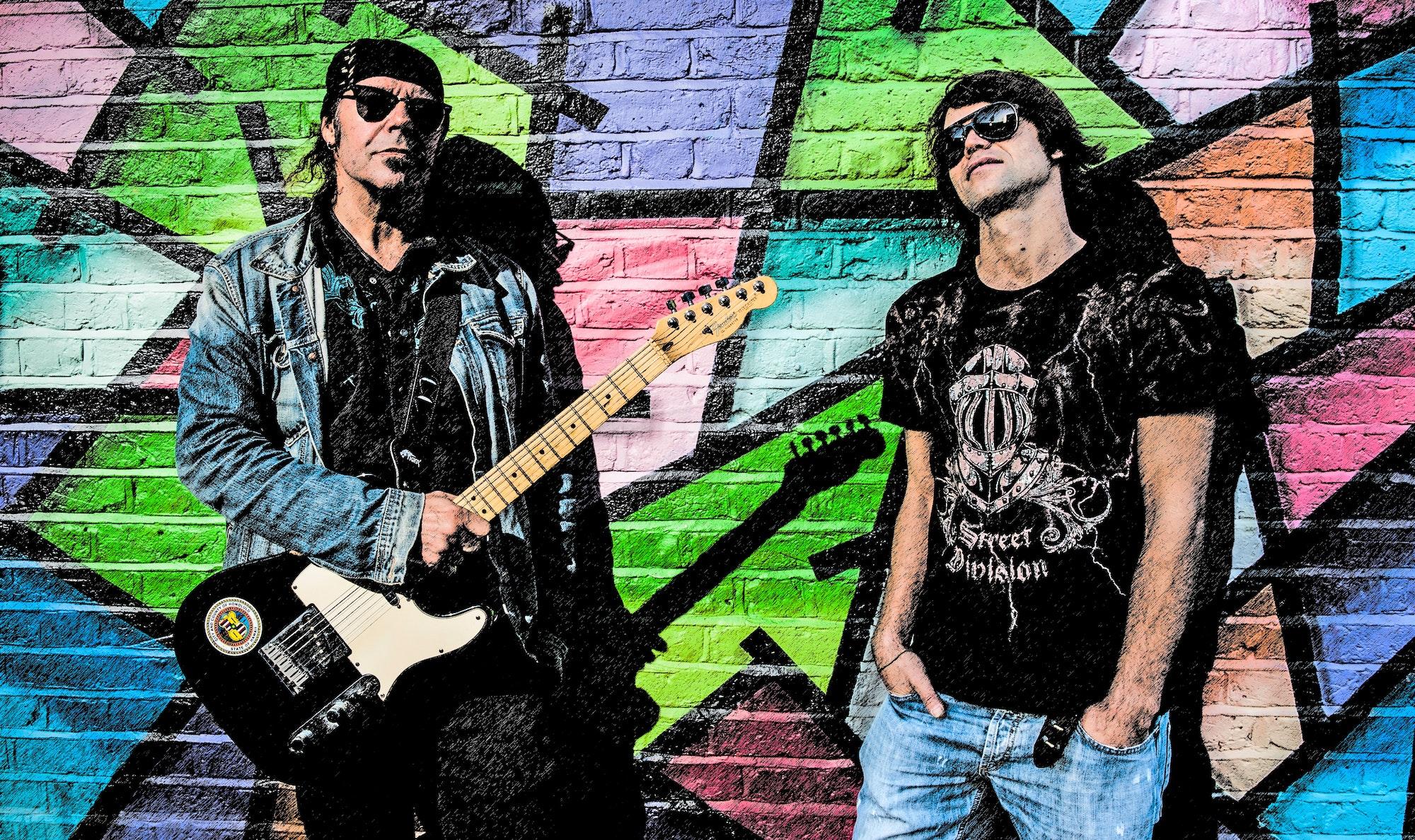 Vargas Blues Band Feat.  John Byron Jagger