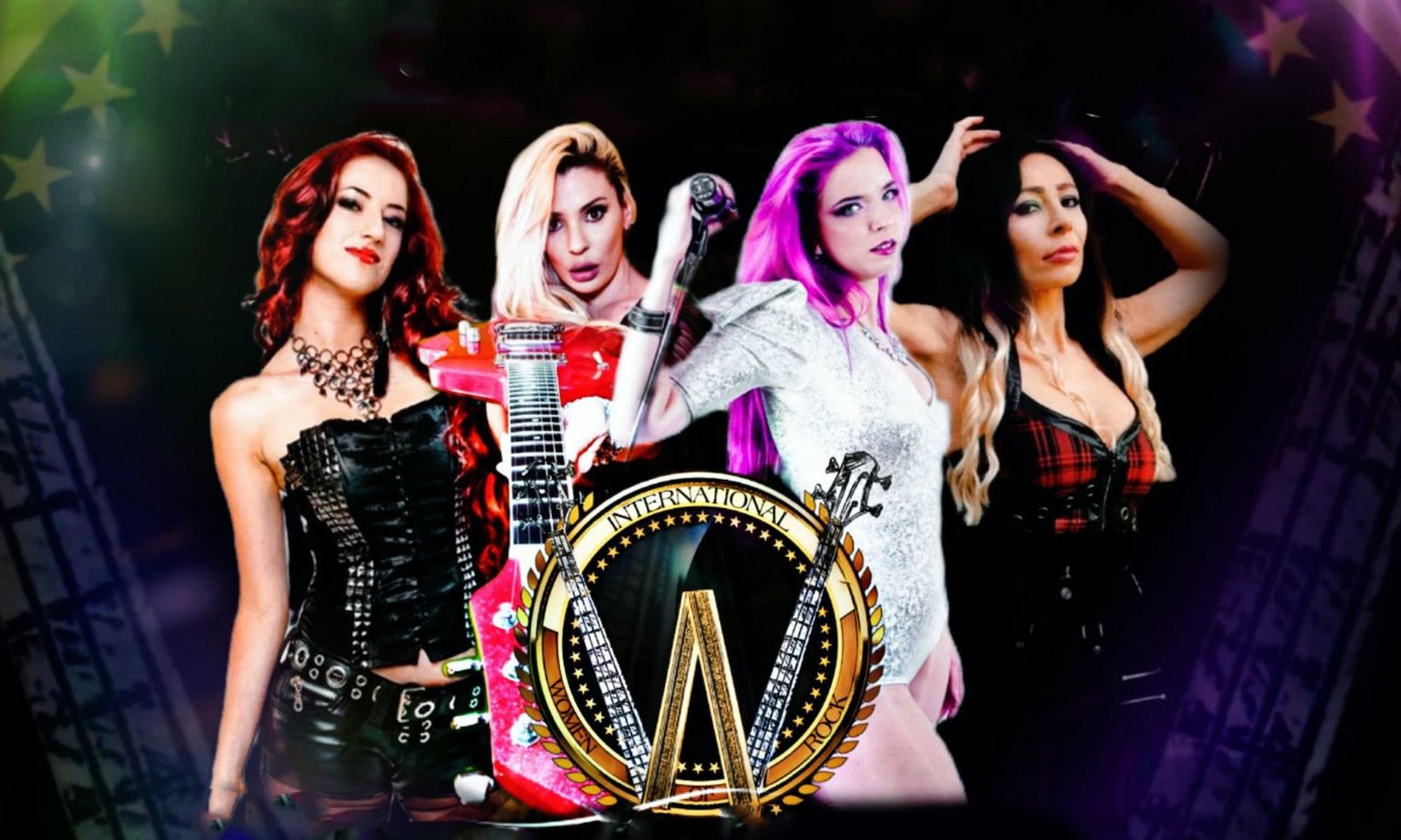 The International WOMEN OF ROCK UNITY TOUR – POSTPONED