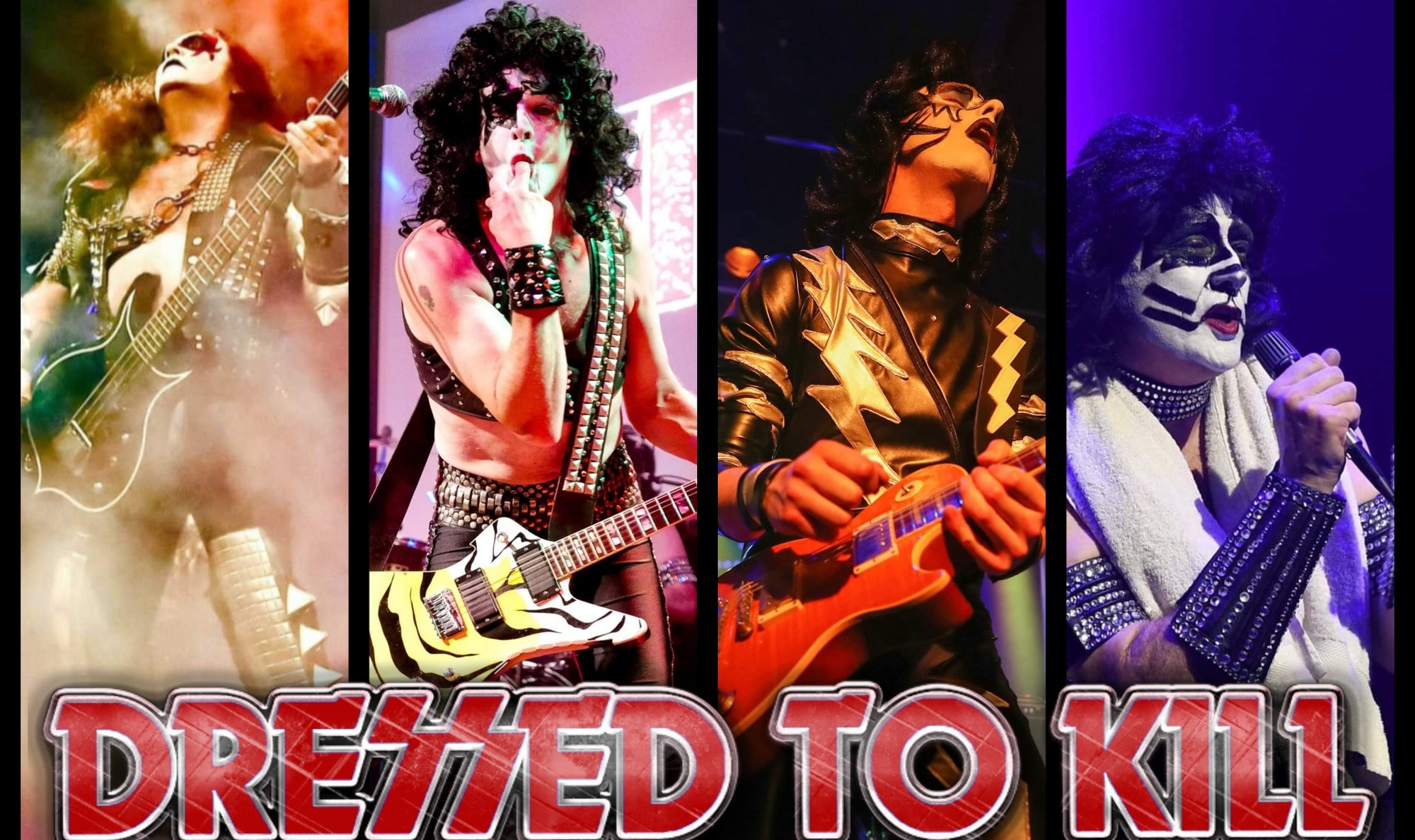 Dressed To Kill – A Tribute To Kiss