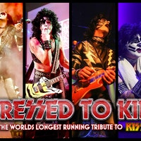 POSTPONED – Dressed To Kill – A Tribute To Kiss