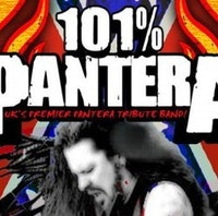 101% Pantera + Megadeth UK + Slayer'd