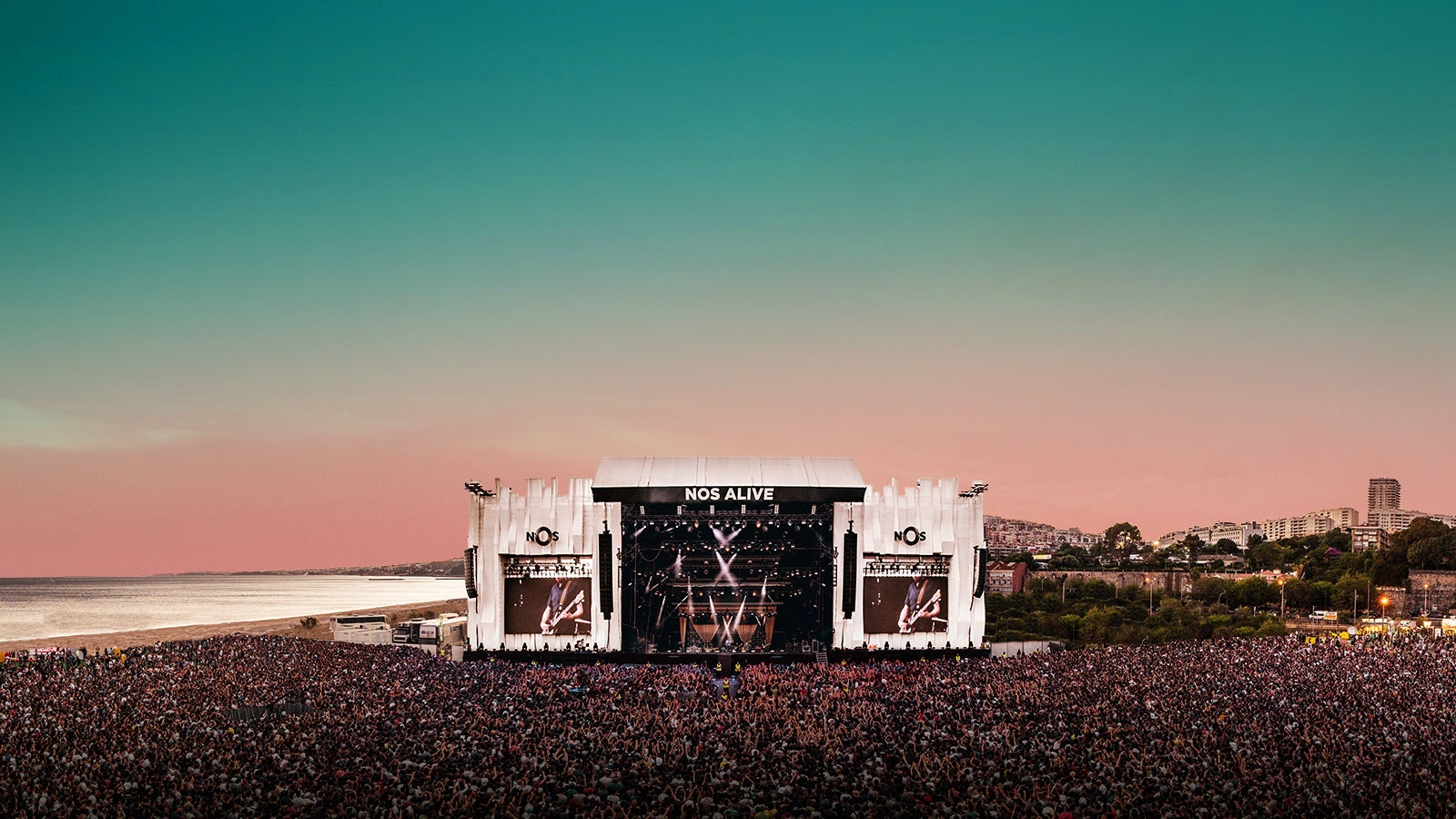 NOS ALIVE'19 - 3 DAY TICKET