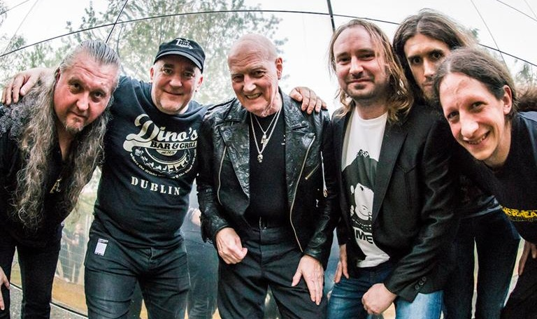 The Chris Slade Timeline ft. The drummer of AC/DC