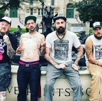 The Goddamn Gallows + Gallows Bound
